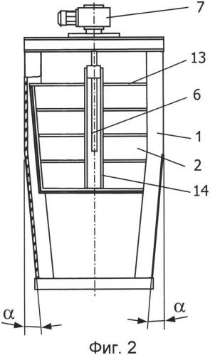 Щитовой затвор для открытых лотков