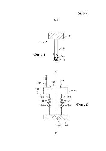 Устройство и способ улавливания магнитных частиц, задержанных на магнитной пробке