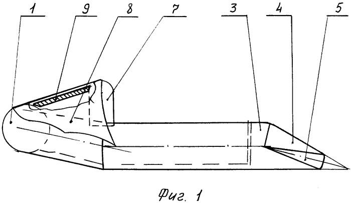 патенты надувных лодок