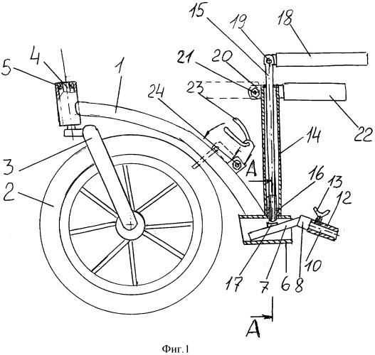 Быстросъемный фривил для инвалидной коляски лукьянова сергея