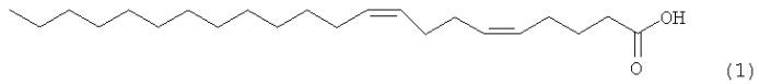 Способ получения (5z,9z)-5,9-докозадиеновой кислоты, проявляющей ингибирующее действие на человеческую топоизомеразу i