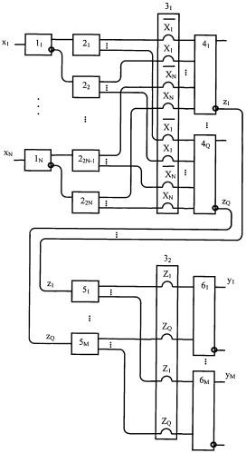 Оптическая программируемая логическая матрица