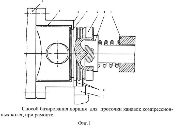 Способ ремонта цилиндропоршневой группы двигателей внутреннего сгорания