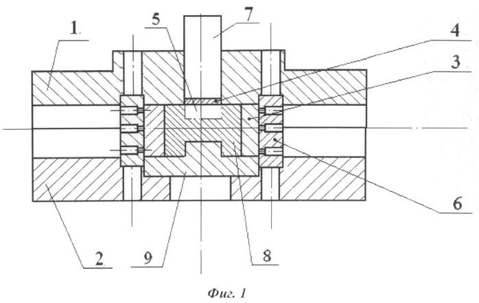 Способ штамповки труднодеформируемых материалов (варианты)