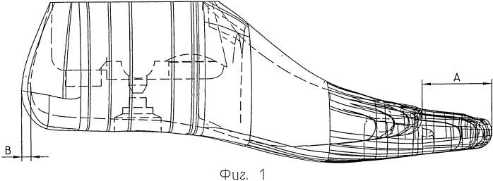 Устройство для изготовления протеза стопы