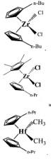 Смешанные металлические каталитические системы со специально адаптированным откликом на водород