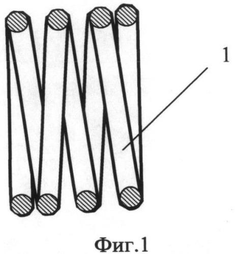 Способ получения цилиндрической заготовки в виде прутка из металлического армированного композиционного материала