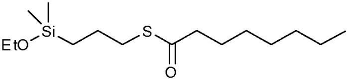 Каучуковая композиция, содержащая блокированный меркаптосилан в качестве связывающего агента