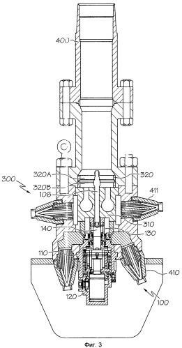 Дистанционно управляемое устройство переключения режимов для комбинированного жидкоструйного инструмента для коксоудаления и содержащий это устройство инструмент