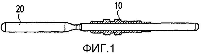 Электродное устройство электрохирургического инструмента