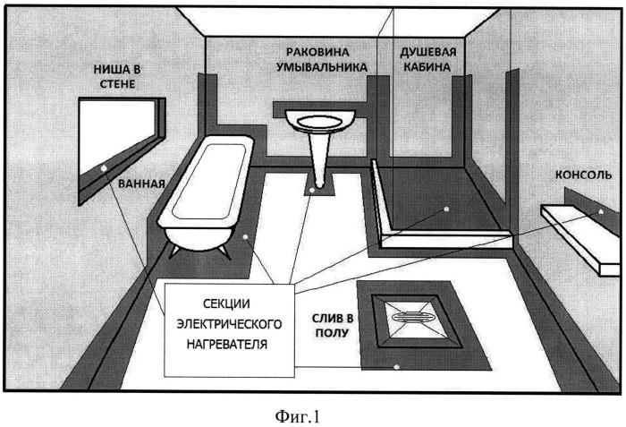 Система предотвращения образования колоний споровых форм микроорганизмов