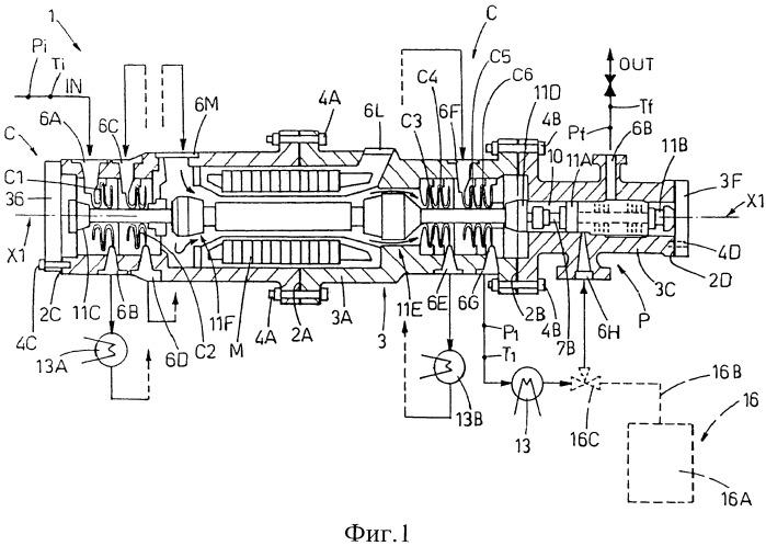 Интегрированная компрессионная установка высокого давления для рабочей текучей среды и способ сжатия рабочей текучей среды