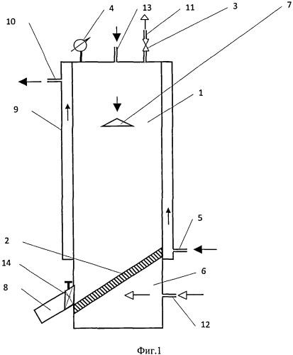 Способ переработки радиоактивного щелочного металла