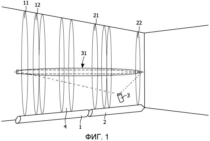 Система и способ для автоматического ввода в эксплуатацию множества источников света