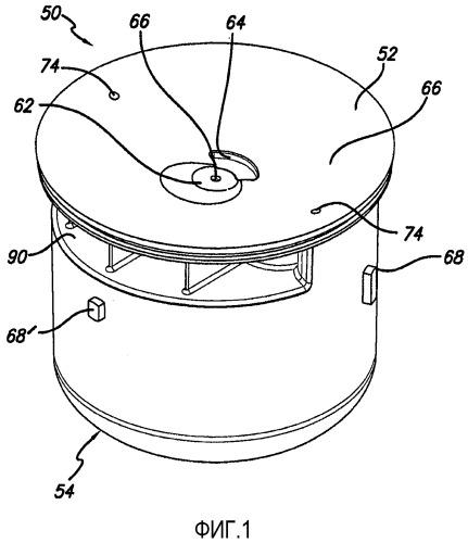Антисифонный затвор с шноркелем для безводного писсуара