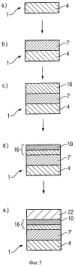 Слоистая система покрытия со слоем mcralx и слоем, богатым по хрому, и способ ее получения