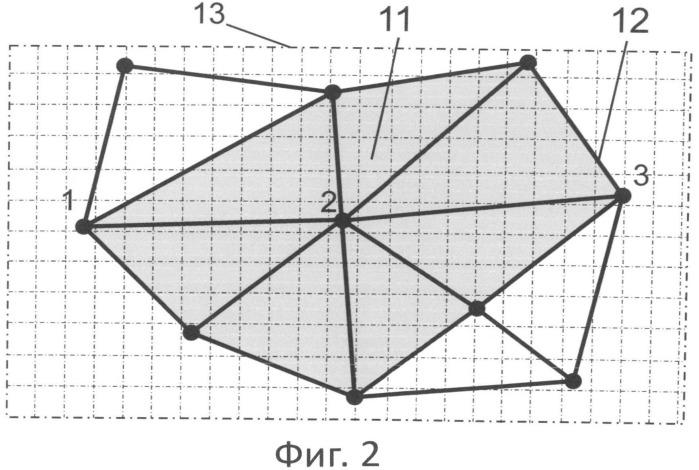 Способ адаптивной разбивки трехмерной сетки на слои при создании трехмерных цифровых геологических моделей пластов