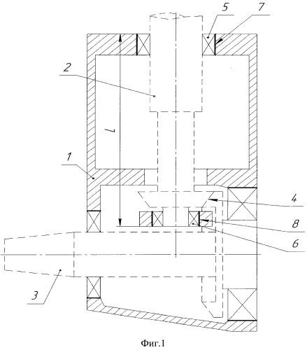 Способ изготовления корпуса редуктора