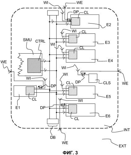 Беспроводная сеть идентификации и исследования для космических приборов