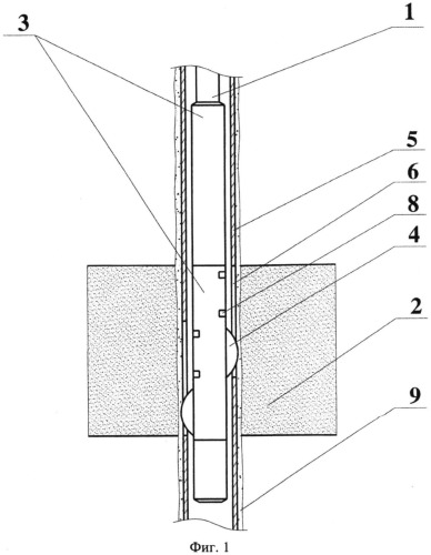 Способ кислотного продольно-щелевого гидравлического разрыва низкопроницаемого терригенного коллектора