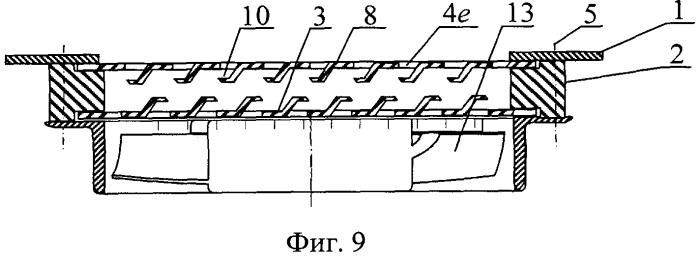 Вентиляционная панель электронного устройства и способ ее изготовления