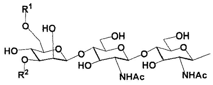 Гликозилированный пептид glp-1