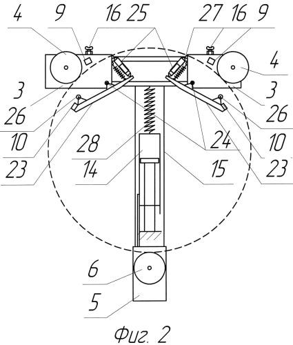 Устройство для продувки воздушных фильтров автотракторных двигателей