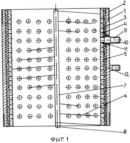 Каскадный электроактиватор воды