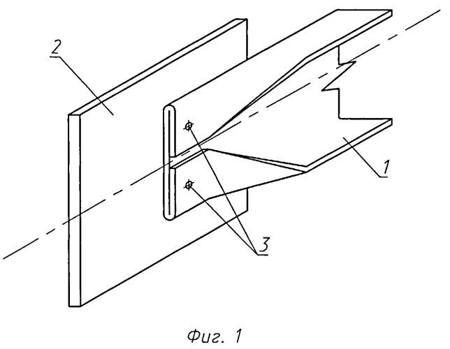 Способ соединения тонкостенных элементов открытого сечения