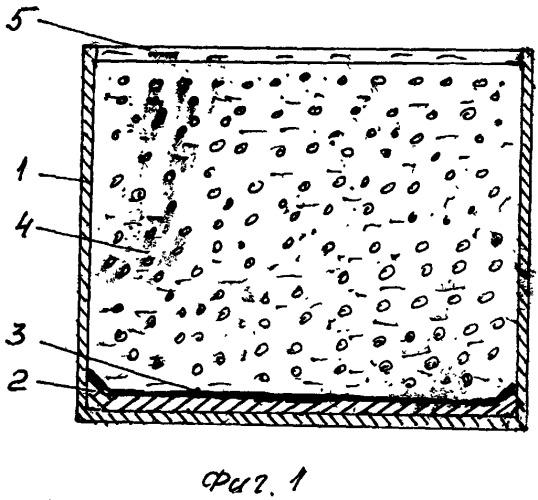 Способ изготовления керамзитобетонных блоков