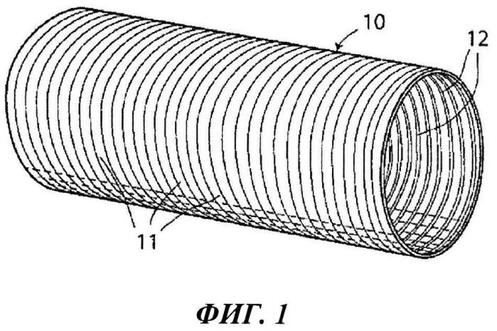 Секционная металлическая платформа из гофрированных металлических труб