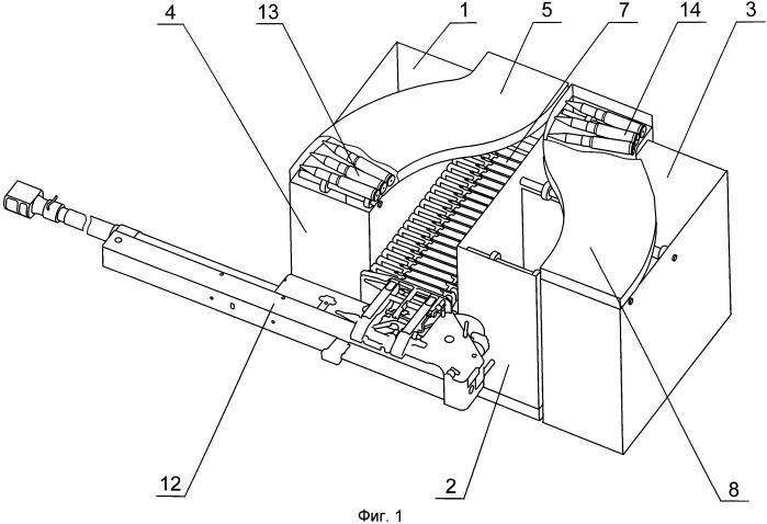 Система питания автоматической пушки