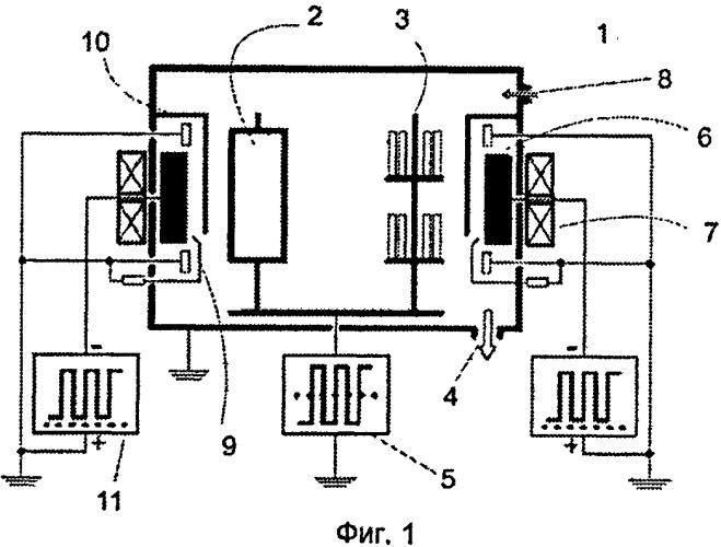 Способ нанесения покрытия на металлические заготовки в установке вакуумирования (варианты)