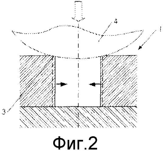 Способ уменьшения диаметра отверстия
