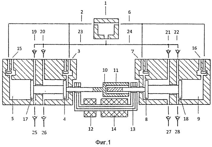 Способ предотвращения контримпульсами электроэнергии ударов поршневых групп о торцы цилиндров в свободнопоршневом компрессоре с линейным электродвигателем