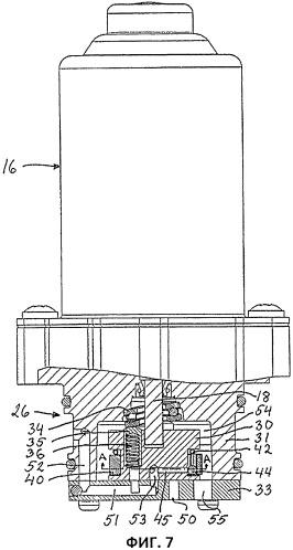 Гидравлическое насосное устройство