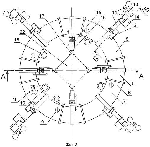 Система для обеспечения технического обслуживания и ремонта подводных добычных комплексов в ледовых условиях