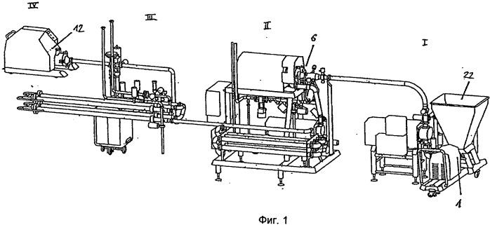 Способ и устройство для изготовления пюреобразного питания