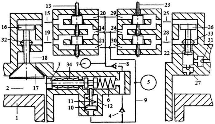 Способ привода клапана и форсунки двигателя
