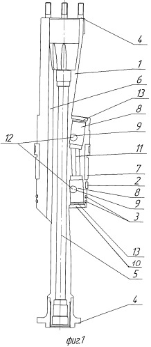 Входной модуль погружного насоса с герметичными соединениями