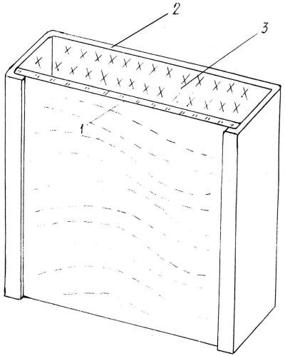 Способ изготовления декоративного покрытия на поверхности панели