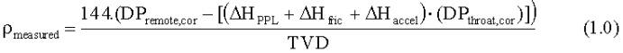 Способ измерения мультифазного флюида в скважине
