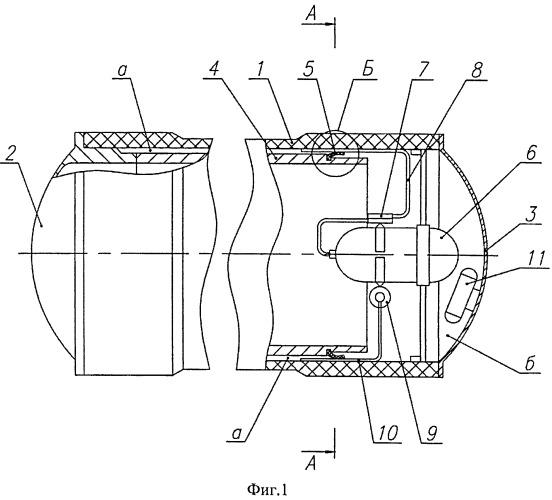 Способ старта ракеты из транспортно-пускового контейнера и устройство для его осуществления