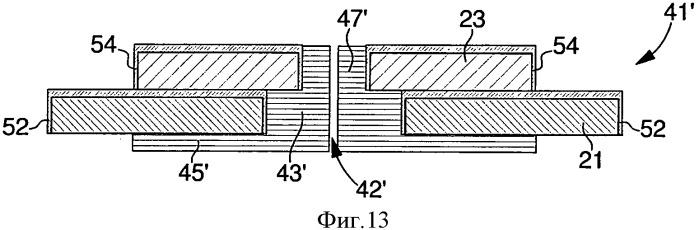 Композиционный микромеханический компонент и способ его изготовления