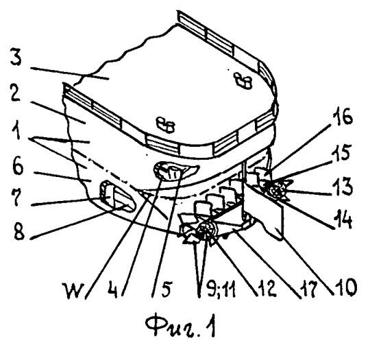 Корма судна