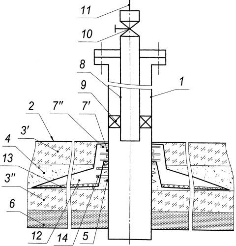 Способ гидроразрыва низкопроницаемого пласта с глинистыми прослоями и подошвенной водой