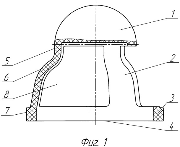 Запорный орган клапана
