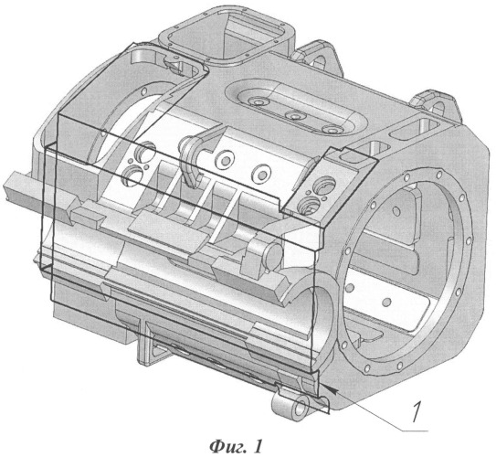 Способ модернизации корпуса тягового электродвигателя для тягового подвижного состава железных дорог