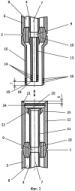 Стыковочный узел многоканальных трубопроводов