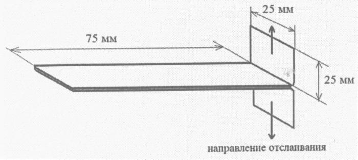 Термоотверждаемая акриловая клеевая композиция